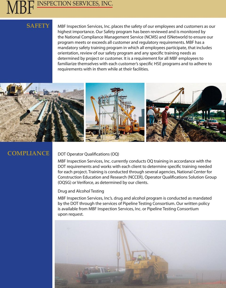 Complete Project Inspection  Construction Management and