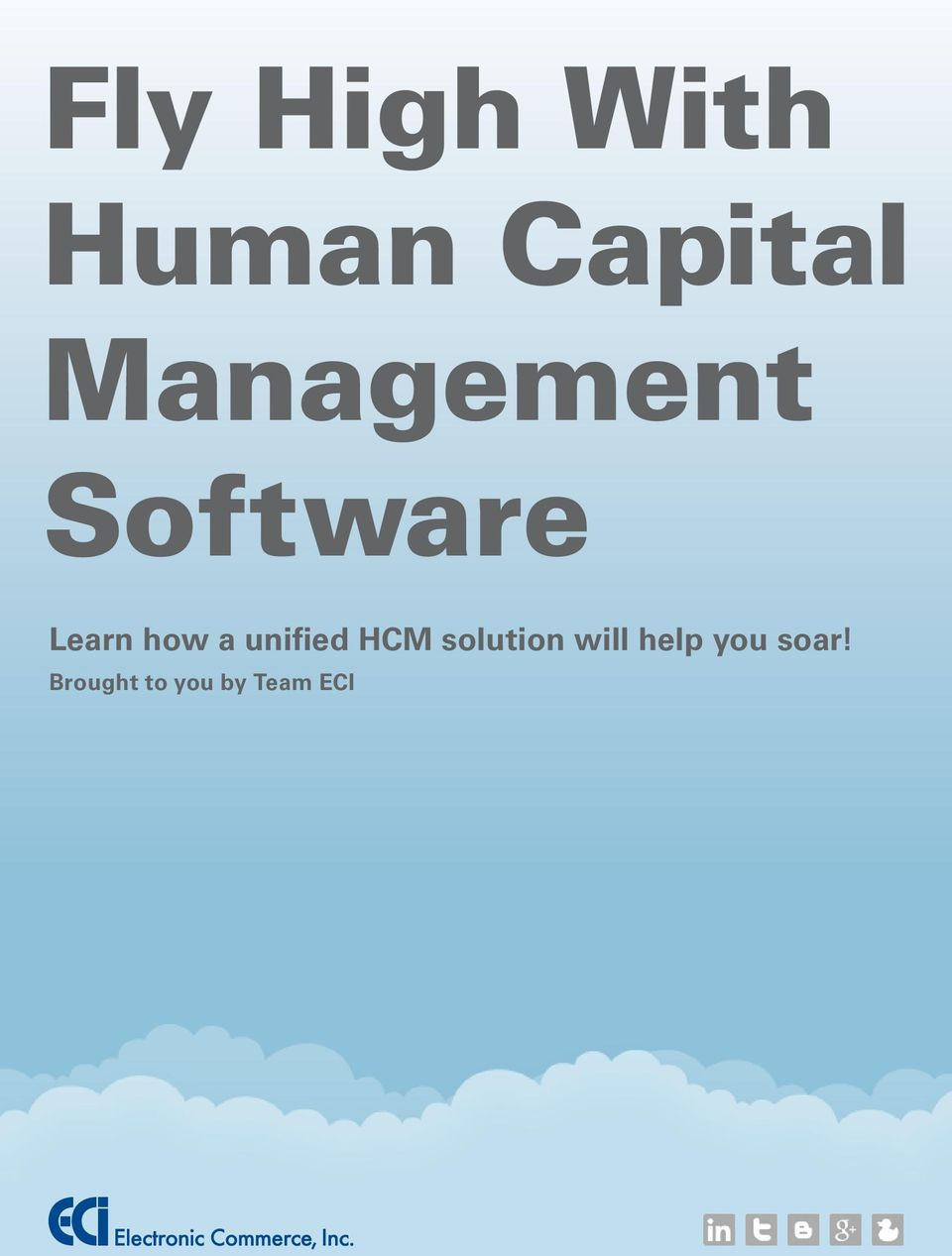 unified HCM solution will help