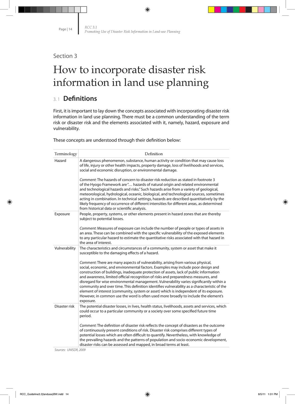 promoting use of disaster risk information in land-use planning - pdf