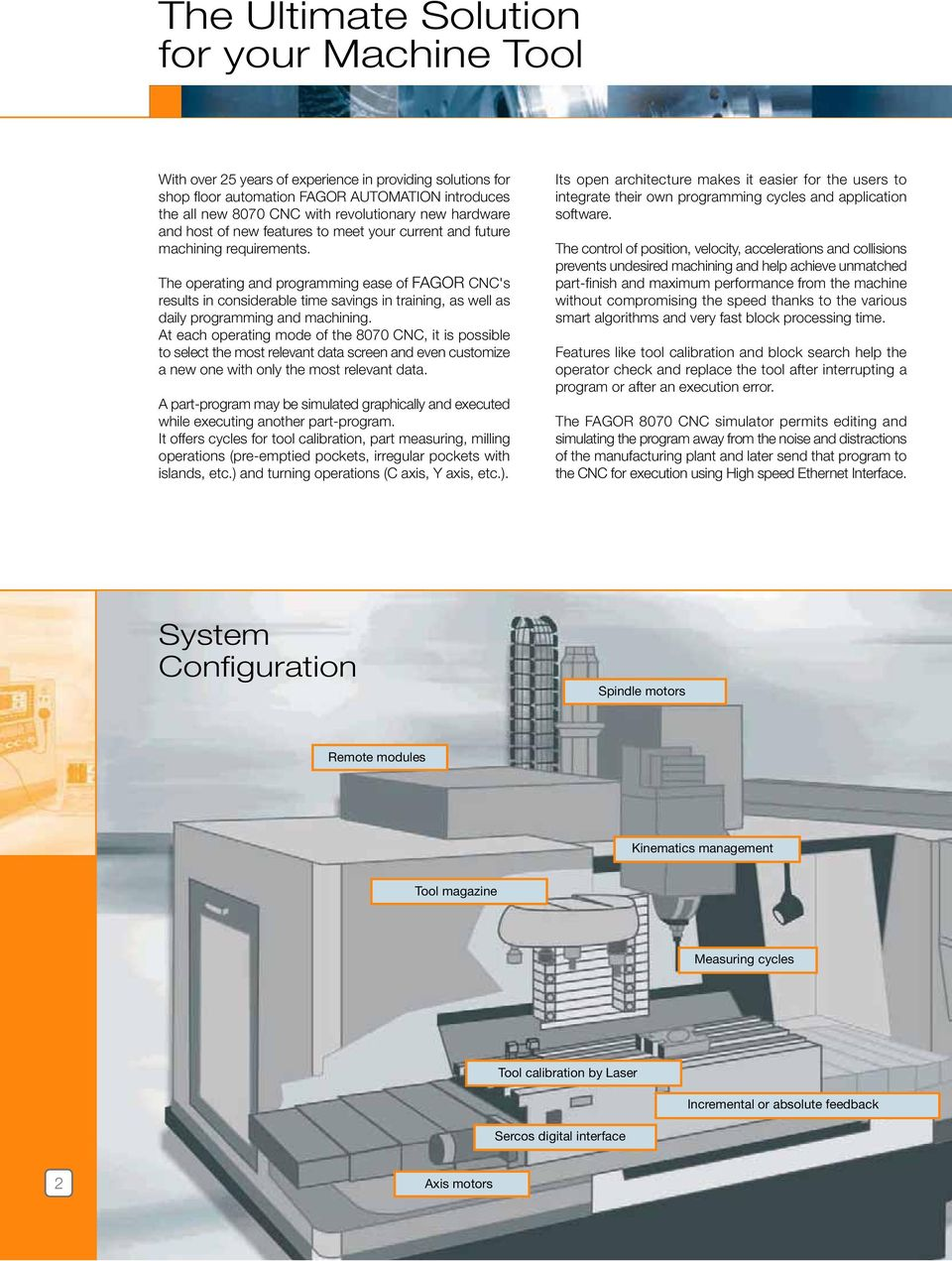 The Ultimate Solution for your Machine Tool - PDF