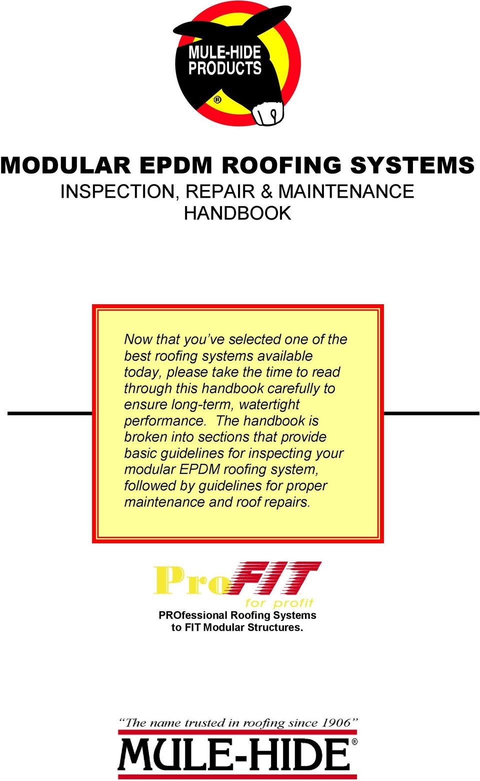 Modular Epdm Roofing Systems Pdf Free Download