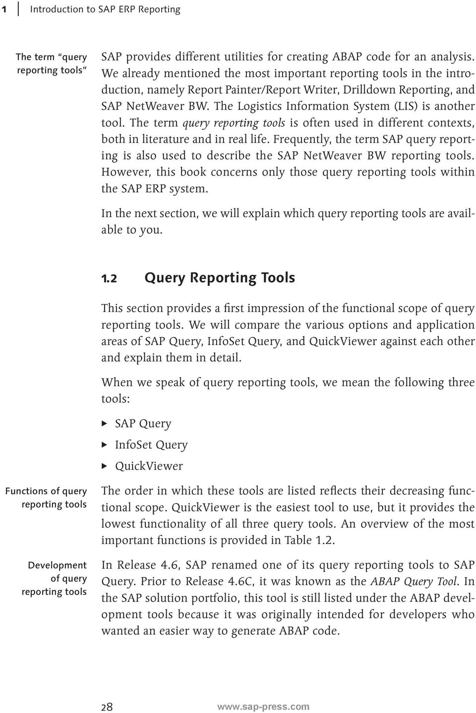 Query Reporting Practical Guide - PDF
