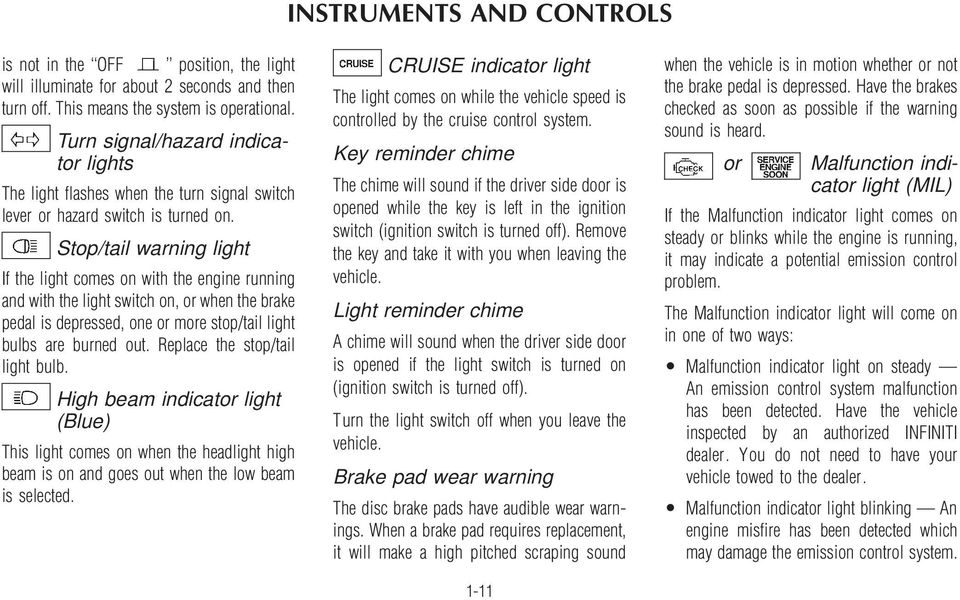 MODIFICATION OF YOUR VEHICLE - PDF
