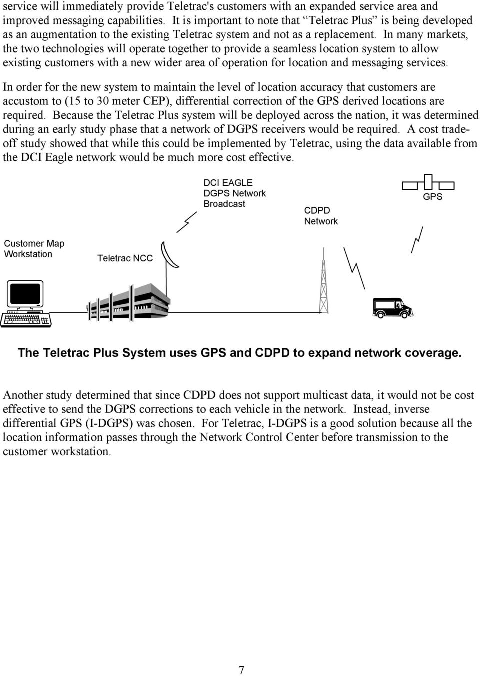 Wide Area Inverse DGPS For Fleet Operations - PDF