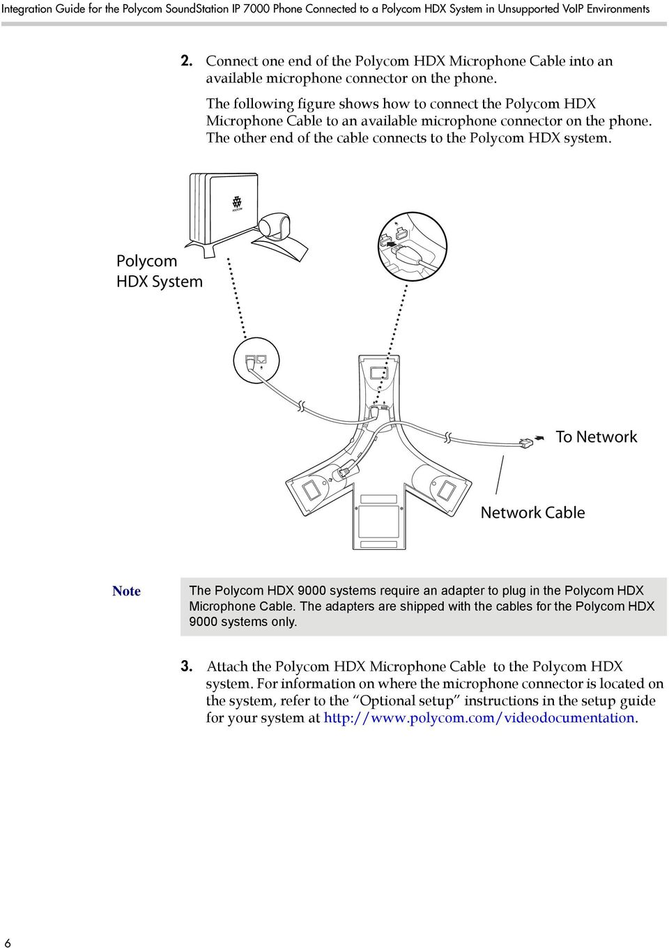 Polycom hdx integrator guide ebook array integration guide for the polycom soundstation ip 7000 conference rh docplayer net fandeluxe Choice Image
