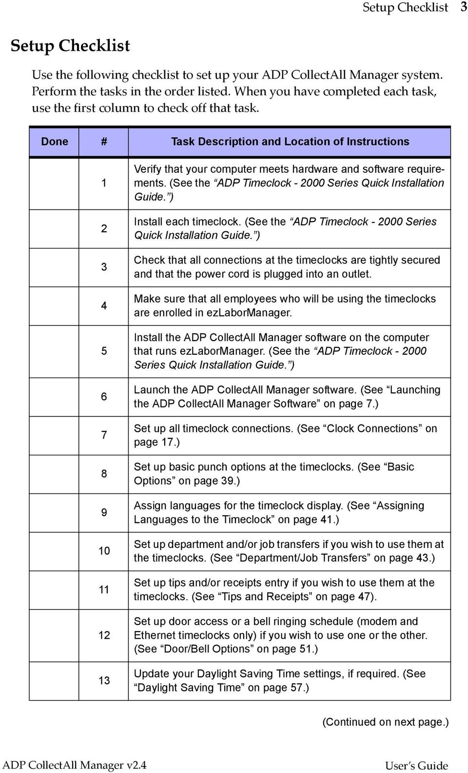 ADP CollectAll Manager v2 4 User s Guide - PDF