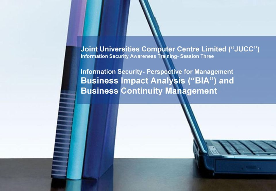Information Security- Perspective for Management