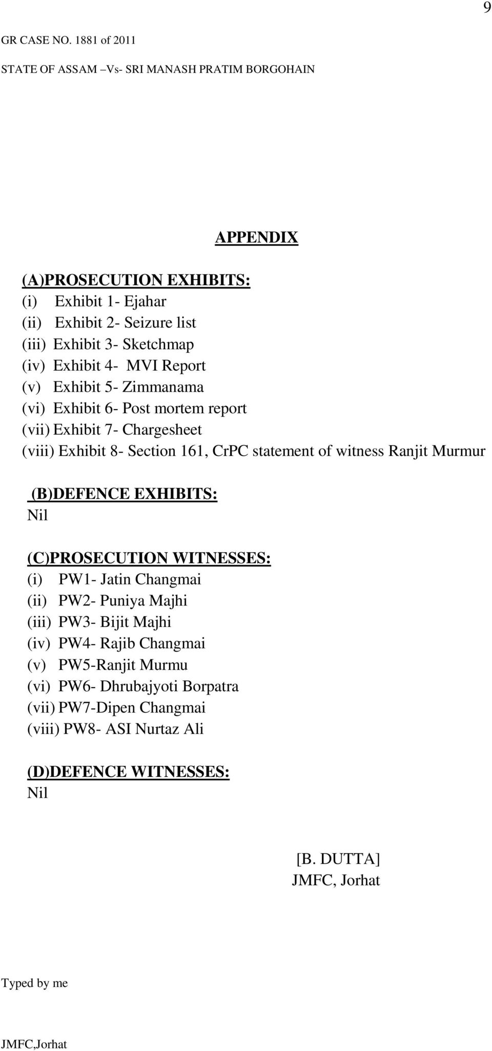 crpc sections list