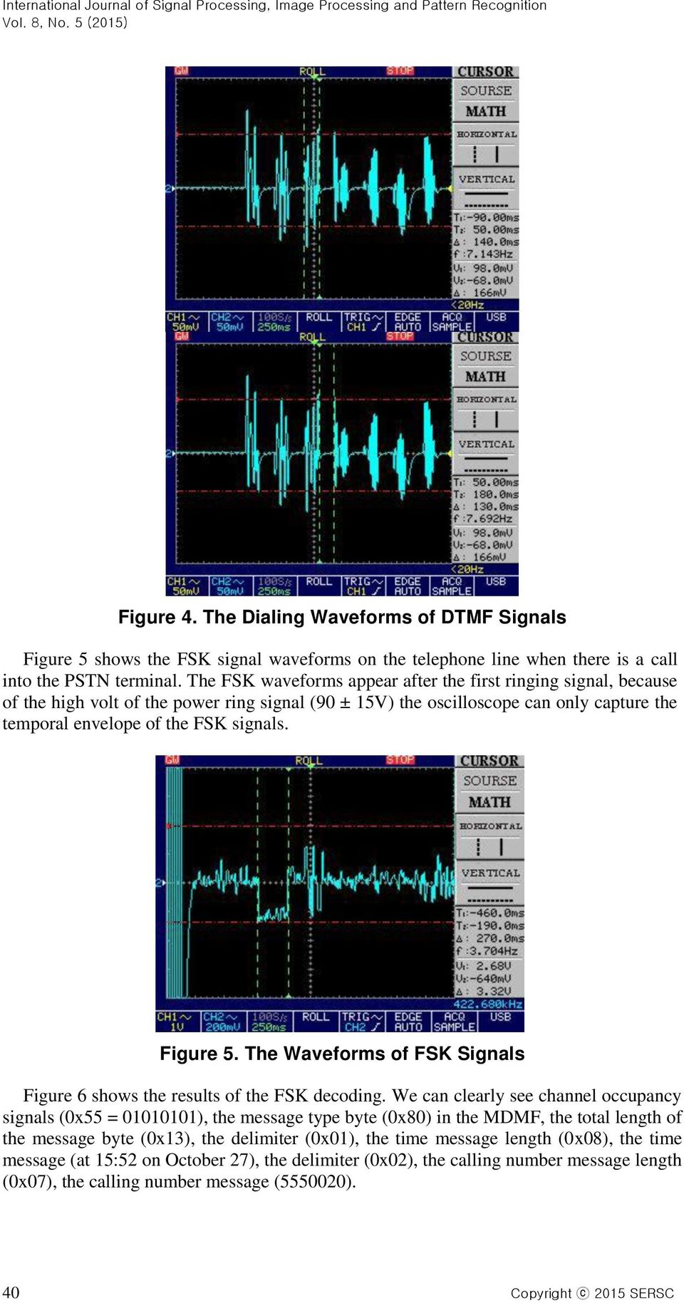 A PSTN Terminal for FSK Decoding and DTMF Dialing Applications - PDF