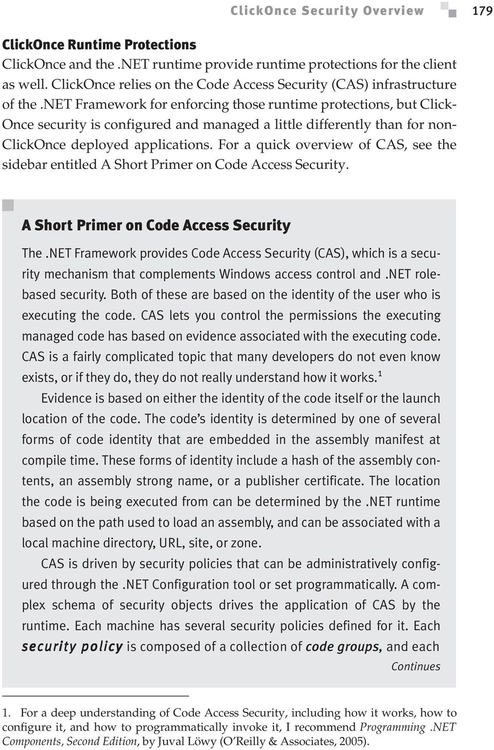 ClickOnce Security  ClickOnce Security Overview  of