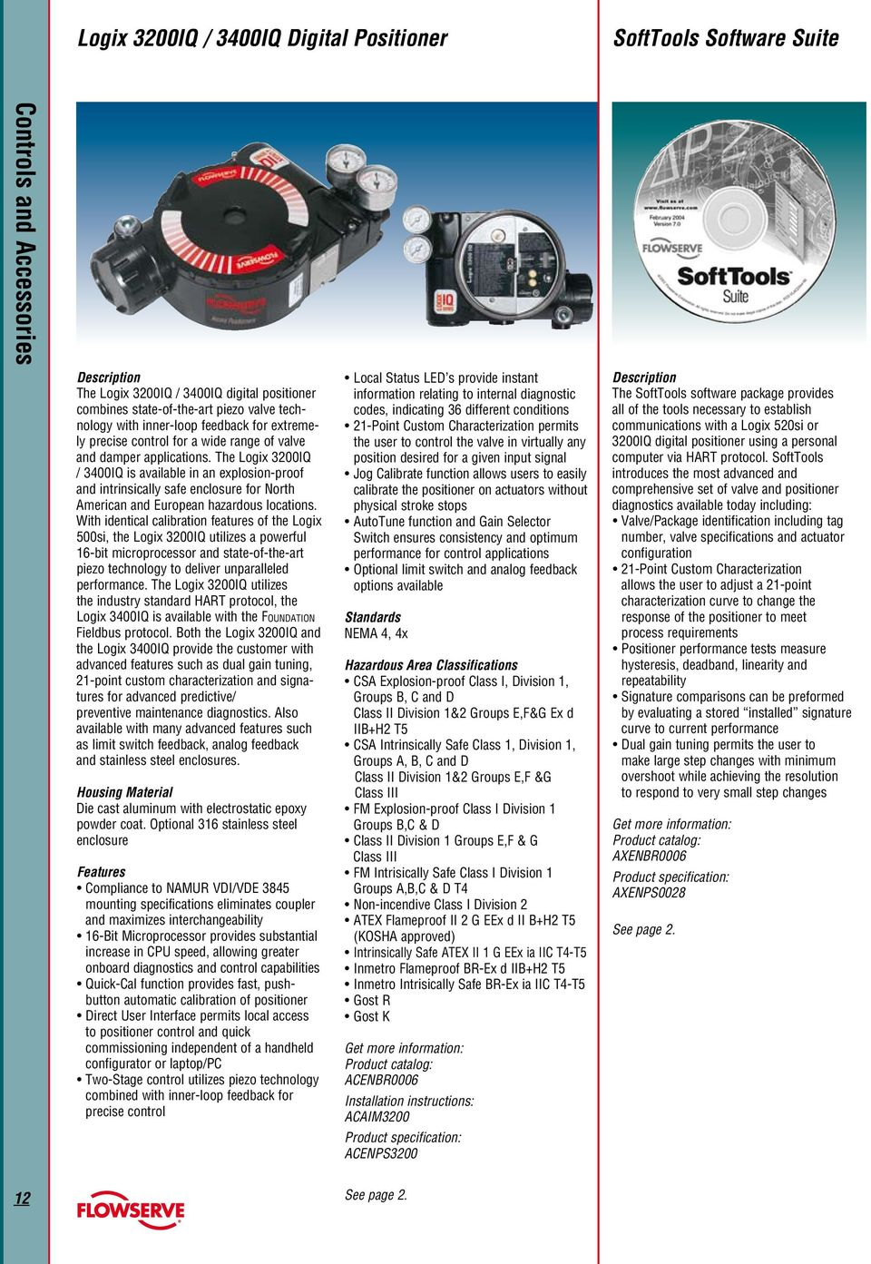 Experience In Motion  Accord Controls Product Catalog - PDF
