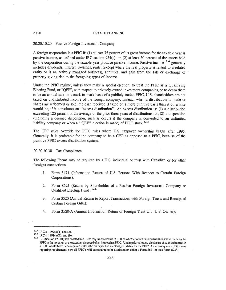 Foreign nongrantor trust net investment tax what is currency trade