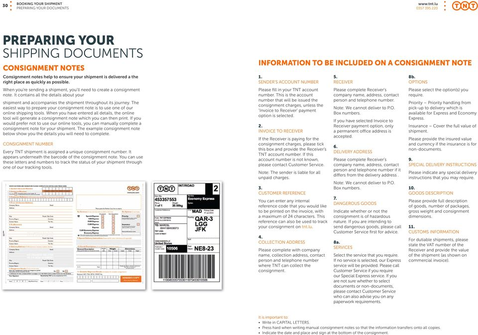 Collaborating With Tnt A Helpful Guide To Make Shipping Even Easier Pdf Free Download