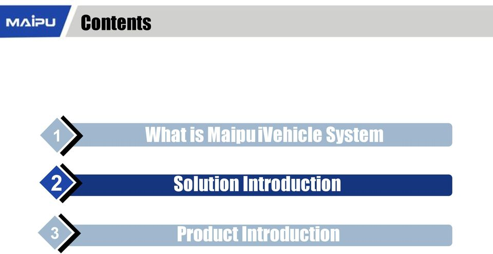 Solution Introduction