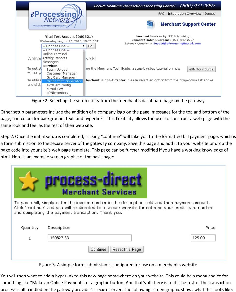 How to Implement a Secure, B2B Online Bill Payment Portal - PDF