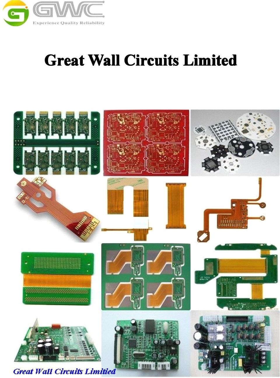 Company Introduction Quality Policy High Efficiency Image Lead Free Pcb Assembly Rohs Printed Circuit Board Assemblies Great Wall Circuits Limited Is A Newly Which Founded In At Beginning We Were Only Focus On Manufacturing Boards