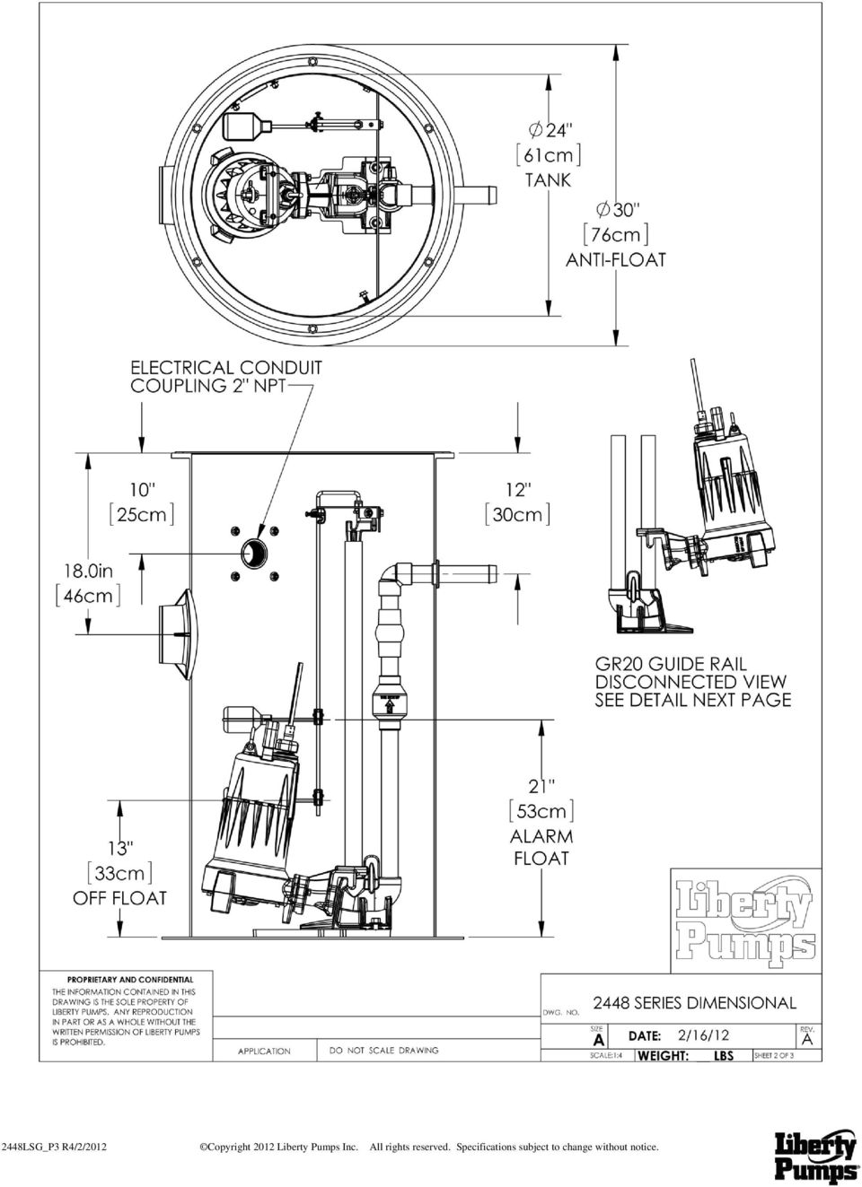 210 Grinder Pump Wiring Diagram Free For You 220 Volt Specifications 2448lsg 2448lsgx Series Omnivore 2hp Simplex Rh Docplayer Net Myers