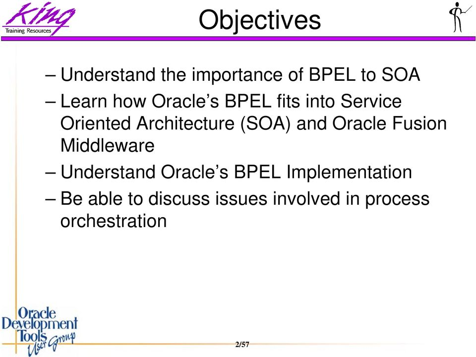 Oracle Fusion Middleware Understand Oracle s BPEL