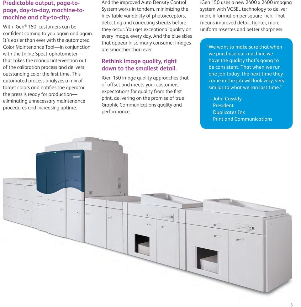 Xerox Nuvera 120 Printer PCL5 XP