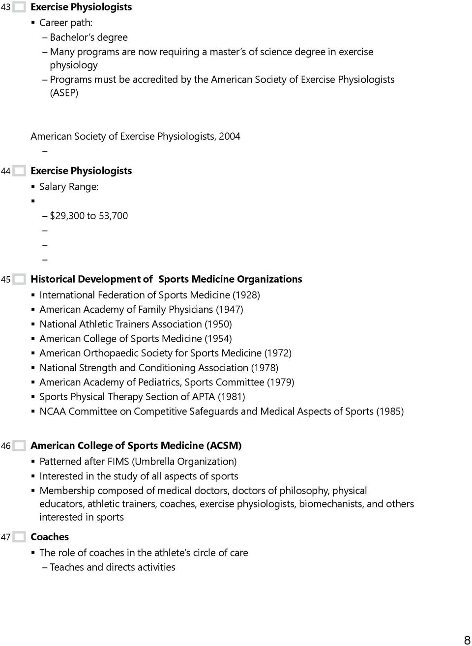 Introduction to Sports Medicine and Athletic Training  Chapter 1