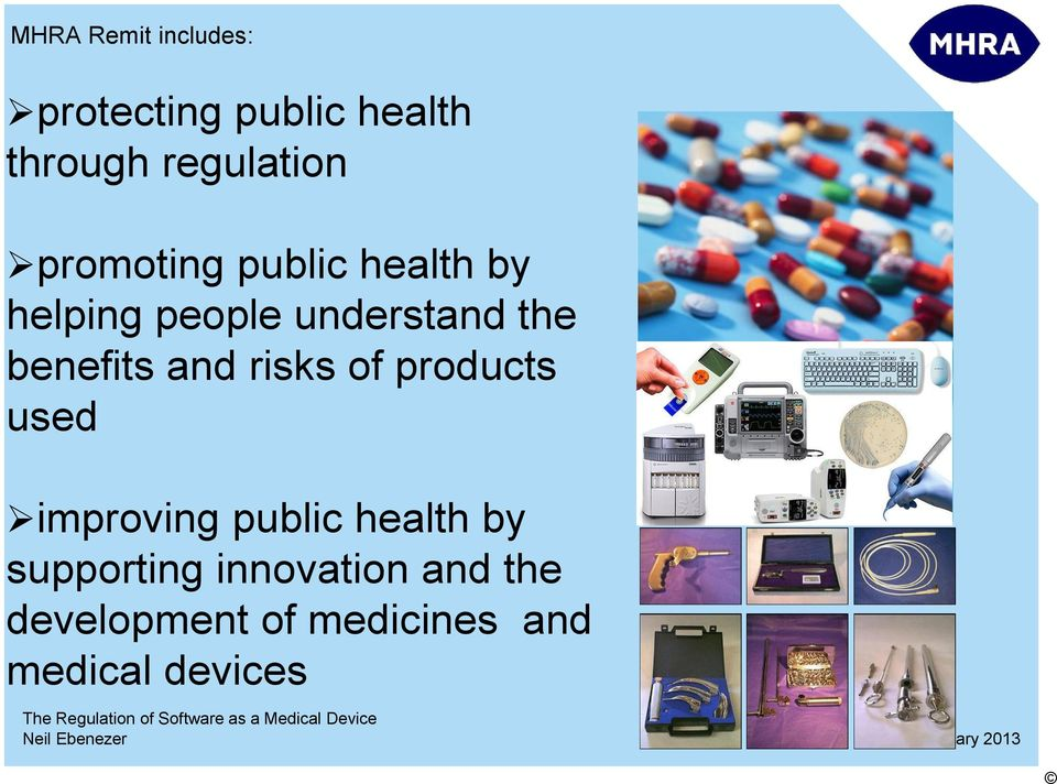 benefits and risks of products used improving public health by