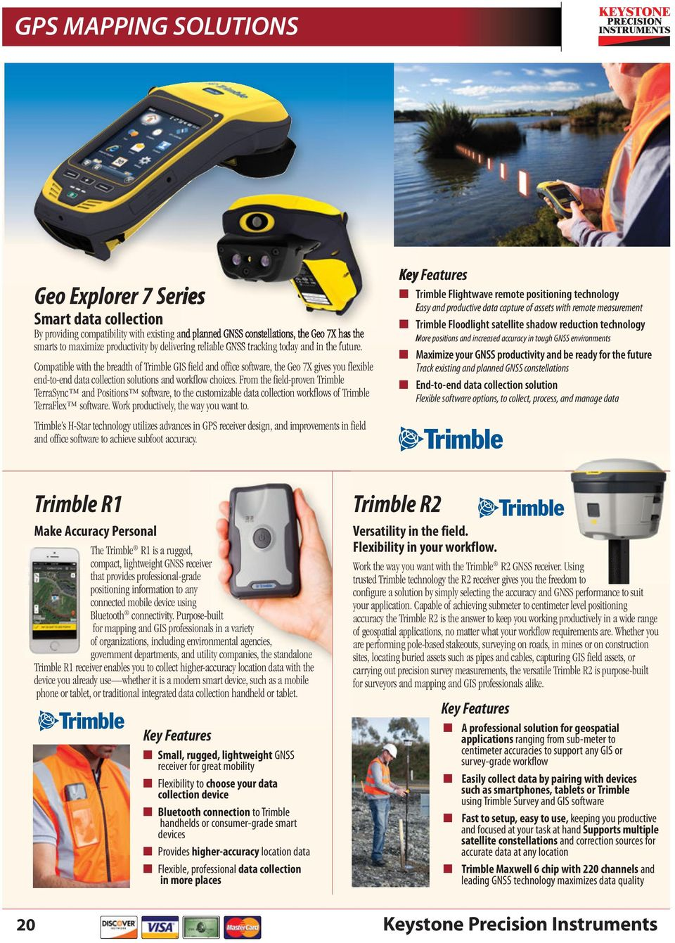 GPS MAPPING SOLUTIONS - PDF