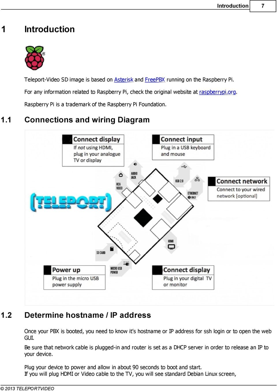 Connections And Wiring Diagram Pdf Wired Network Cable 1 12 Determine Hostname Ip Address Once Your Pbx Is Booted