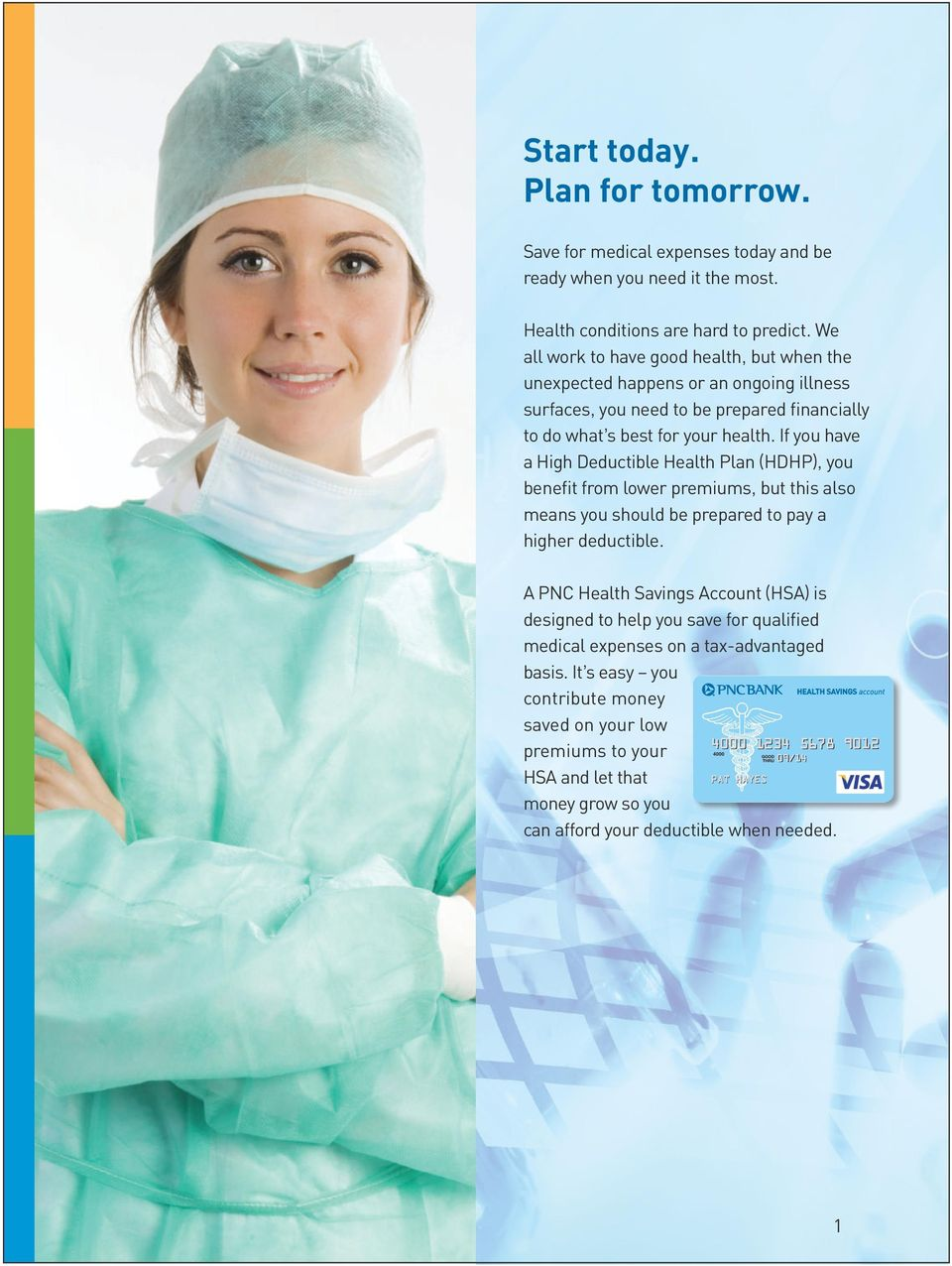 PNC Health Savings Account - PDF