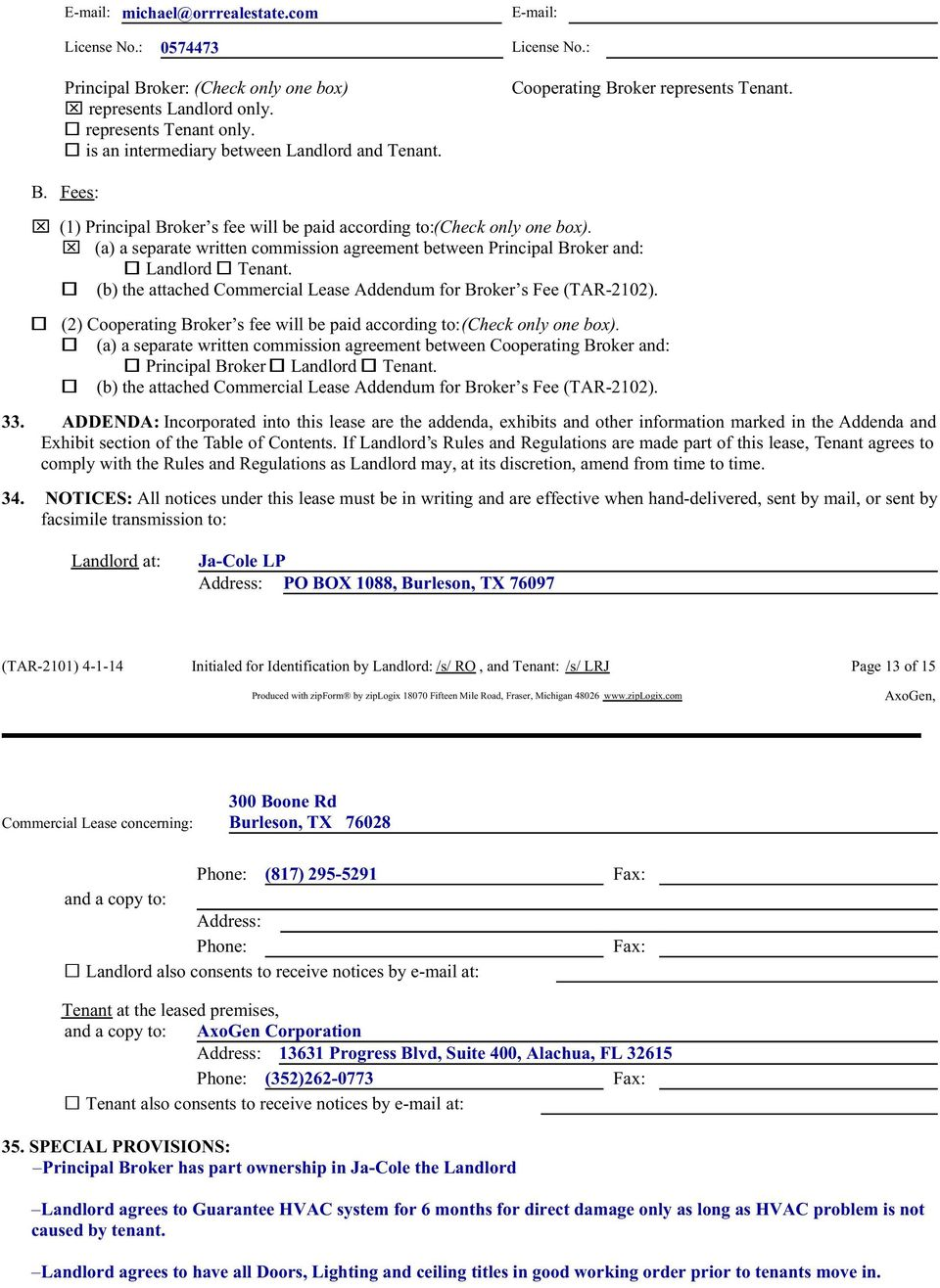 Form 8 K Axogen Inc Exact Name Of Registrant As
