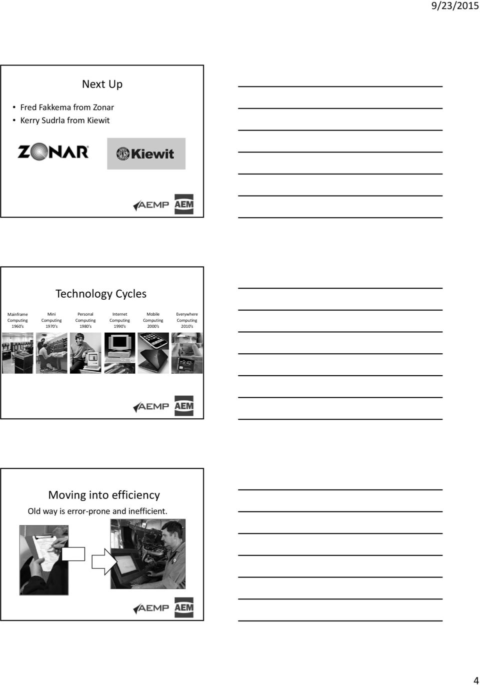Daily Equipment Inspection Programs - PDF