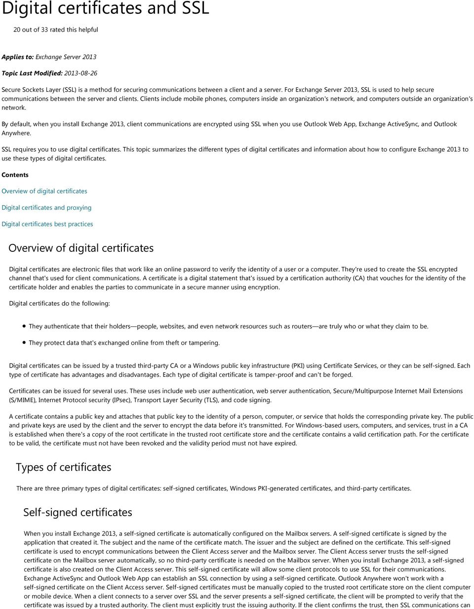 Digital Certificates And Ssl Pdf