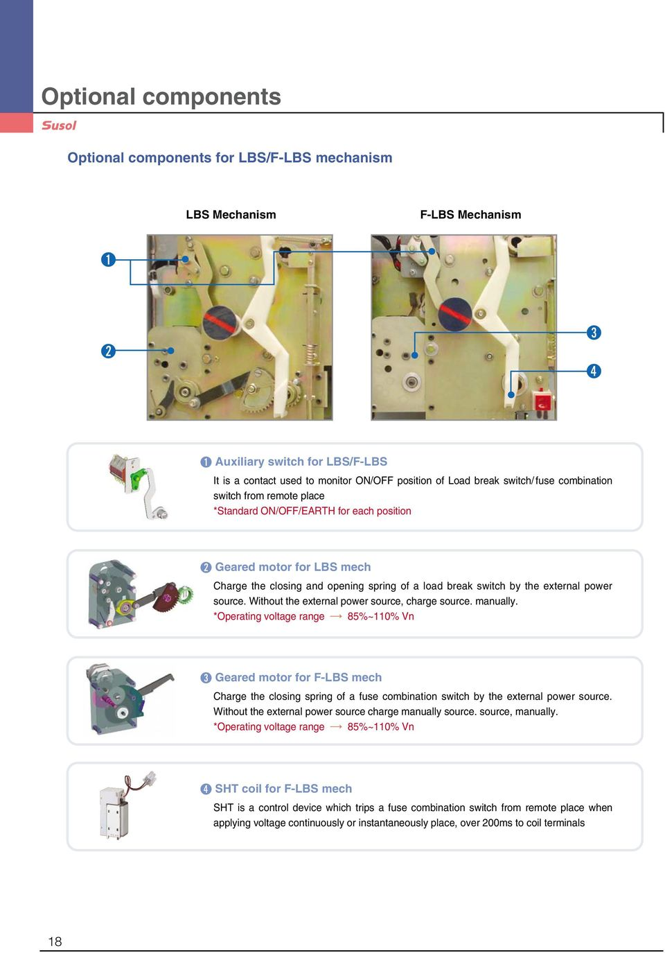 Sf6 Gas Insulated Ring Main Unit Rmu A Compact Switchgear Solution Voltage Fuses 3 Phase Disconnect Switch And So On Without The External Power Source Charge Manually