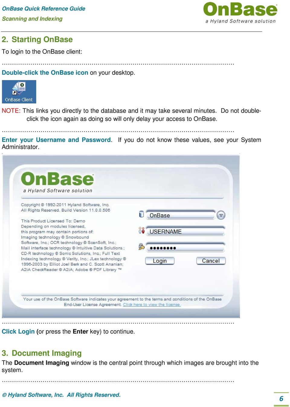 onbase quick reference guide pdf rh docplayer net Hyland Software Logo Hyland Software Logo
