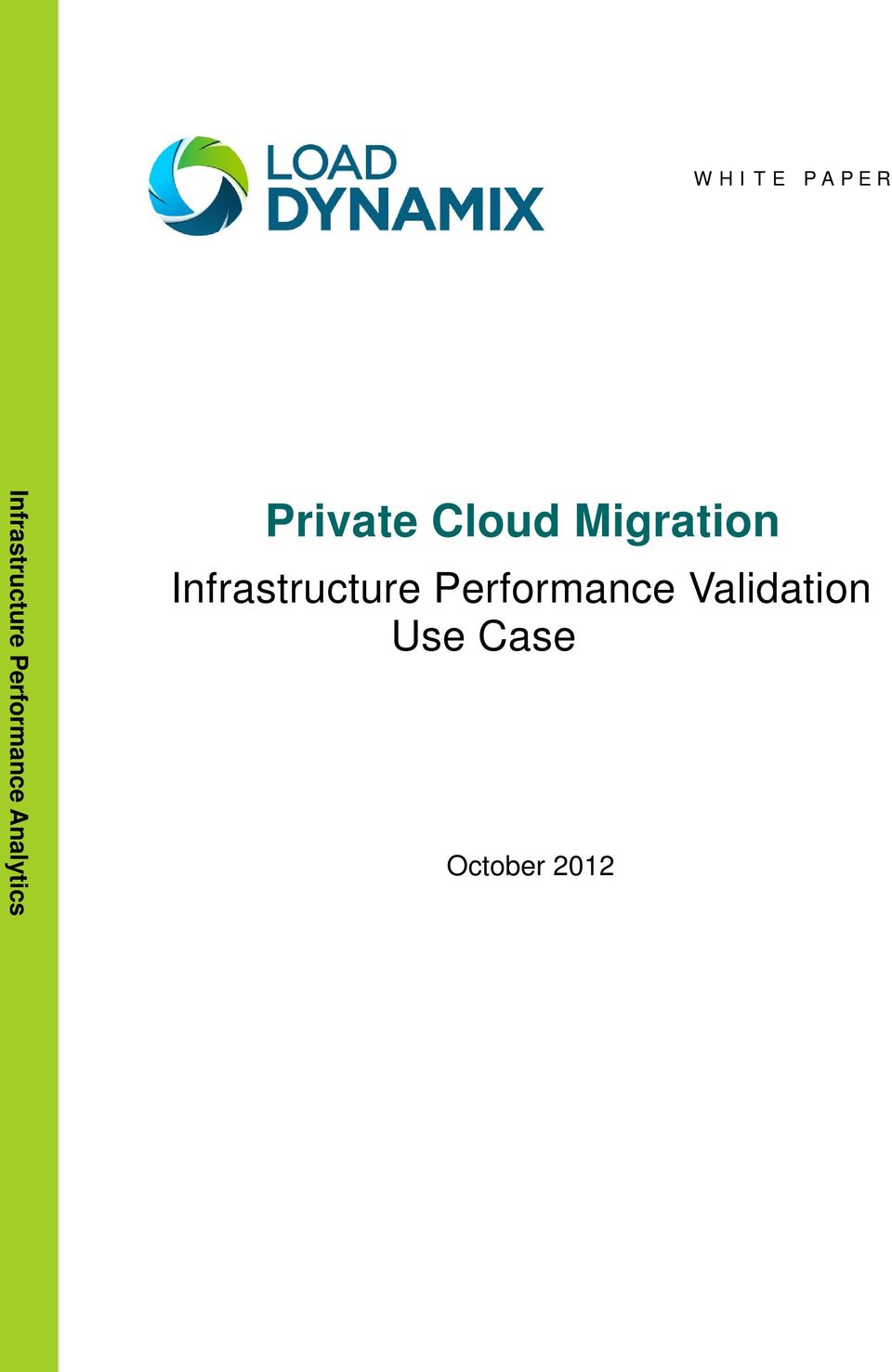 Cloud Migration Infrastructure