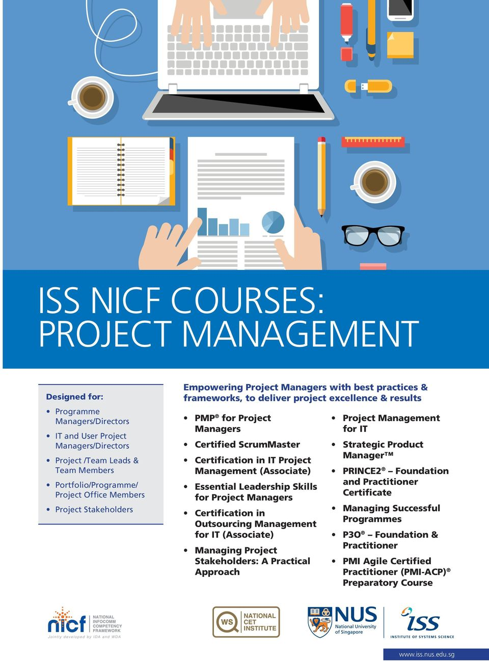 Iss Nicf Courses Project Management Pdf