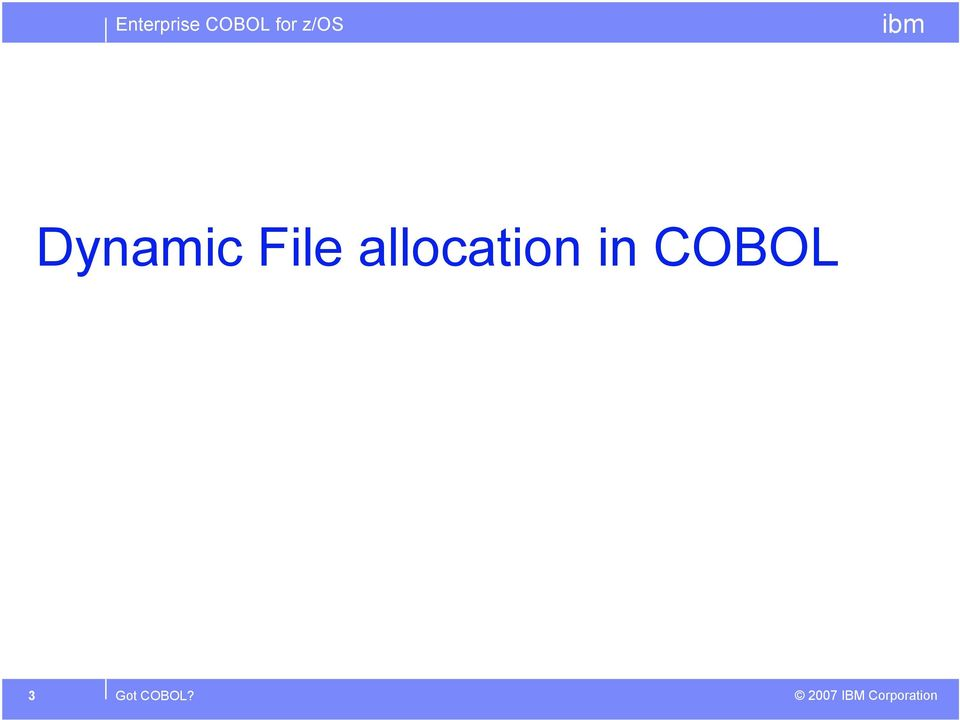 Bet you didn't know you could do THIS in COBOL - PDF