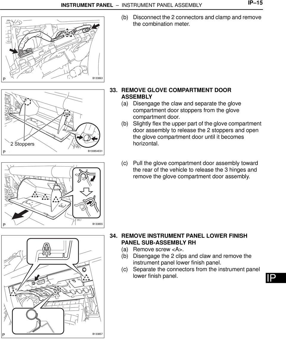 Toyota Highlander Service Manual: Luggage compartment door garnish sub-ASSYoutside