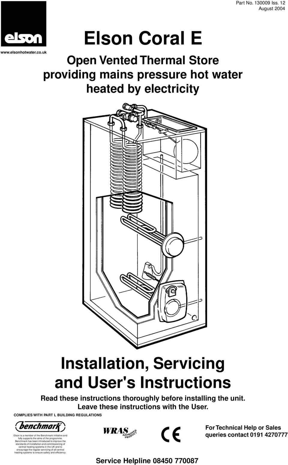 Magnificent Mains Hot Water Systems Collection - Wiring Diagram ...