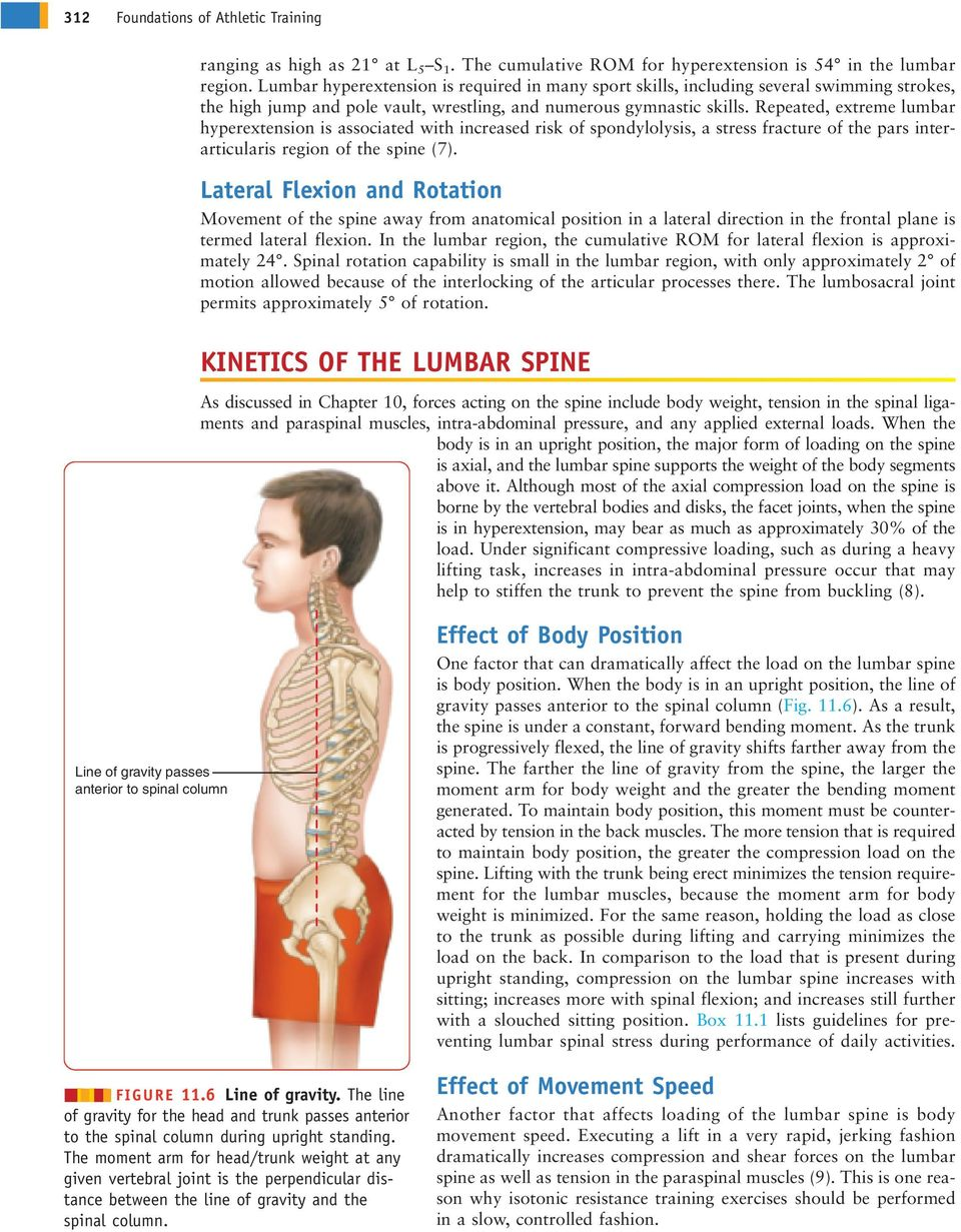 Lumbar Spinal Conditions - PDF