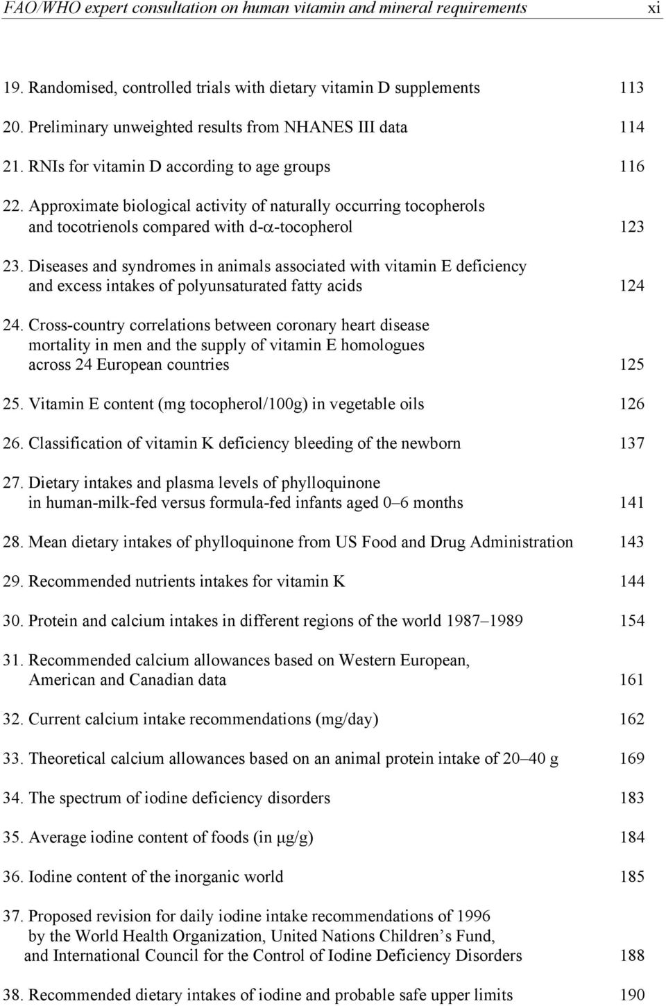 Human Vitamin and Mineral Requirements - PDF Free Download