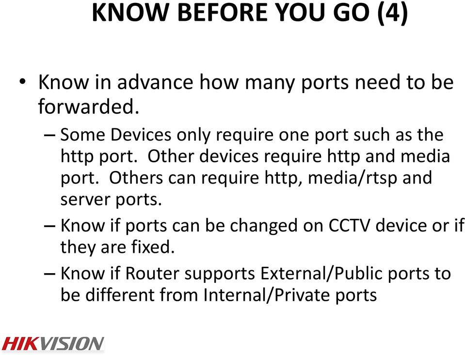 Port Forwarding for CCTV  How to See Video Offsite - PDF