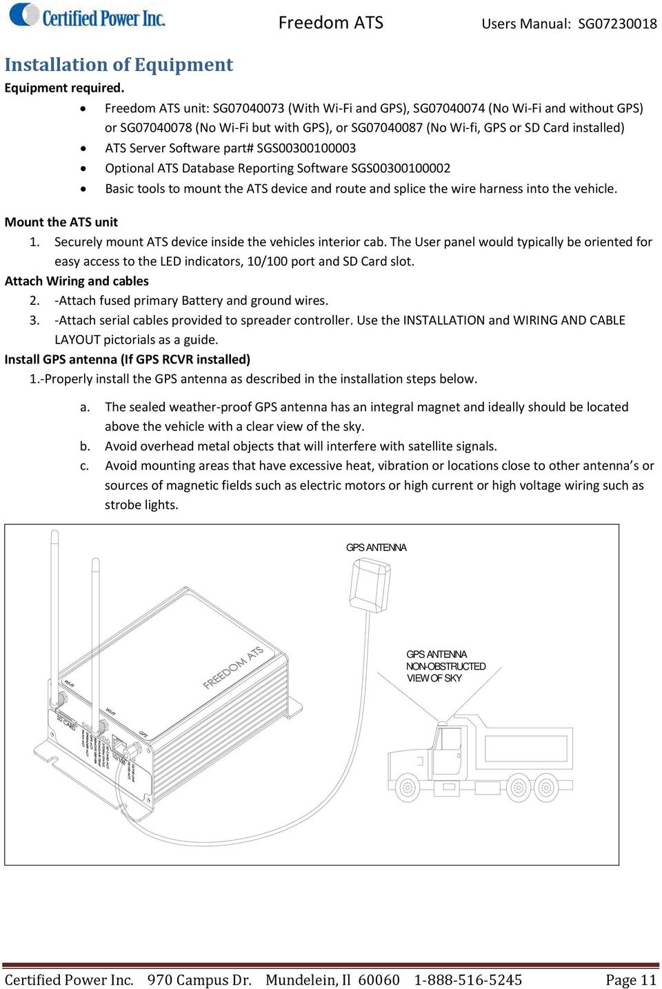 Ats Installation Setup And Maintenance Pdf Wire Harness Magnets Card Installed Server Software Part Sgs00300100003 Optional Database Reporting Sgs00300100002 Basic