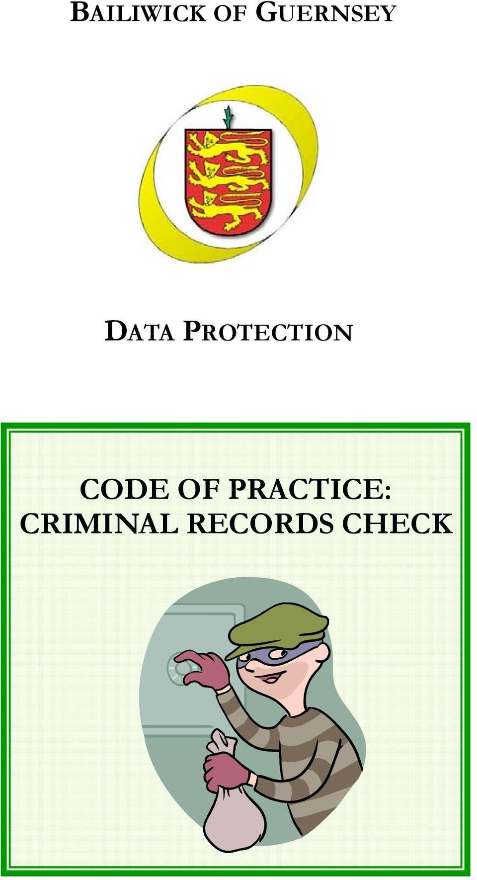 PROTECTION CODE OF