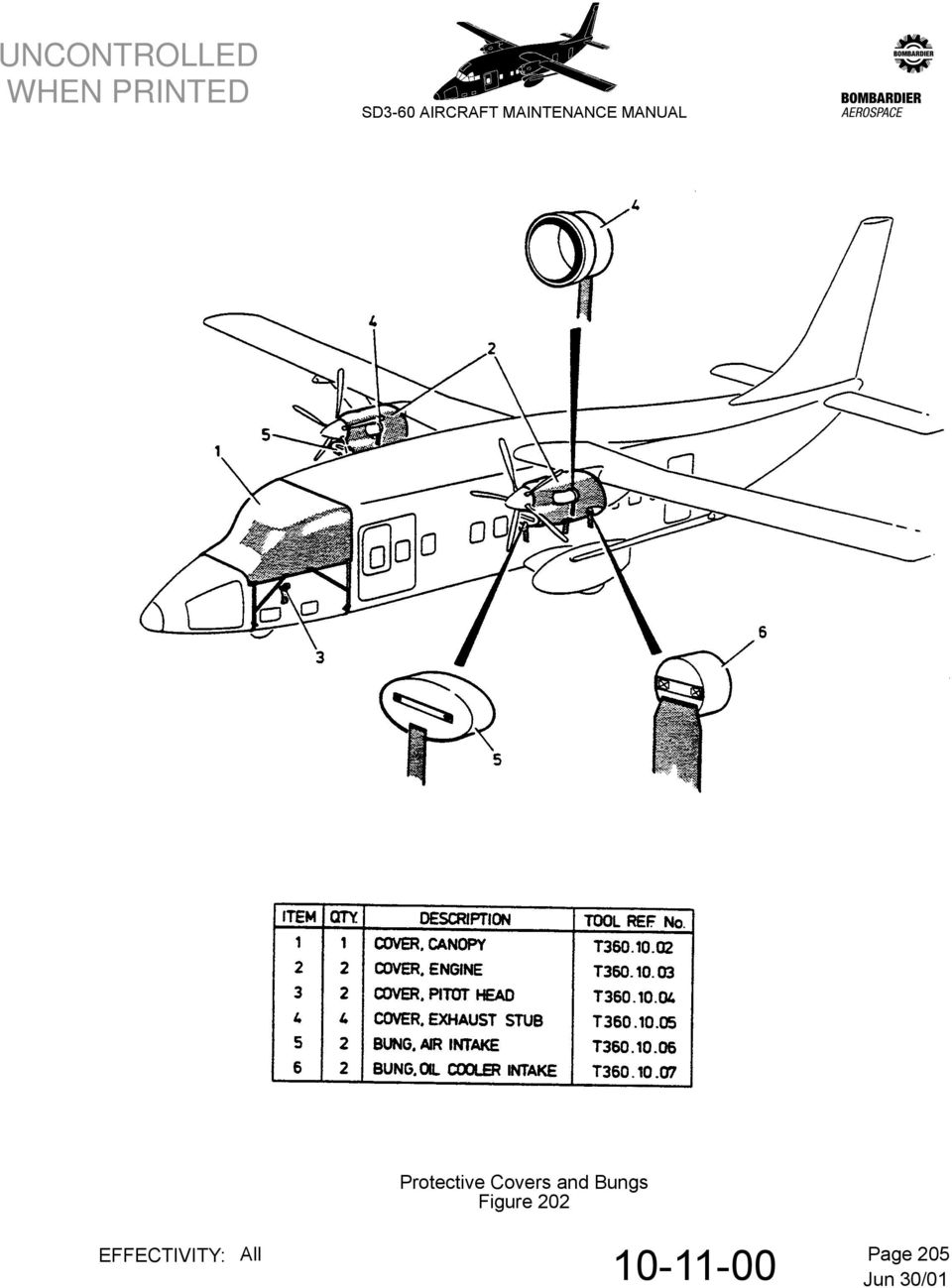 sd3 60 aircraft maintenance manual and mooring general pdf Airplane Parts Schematic 8 amm preservation of aircraft in storage 1 general this section details re mended procedures for long term parking storage and attendant maintenance
