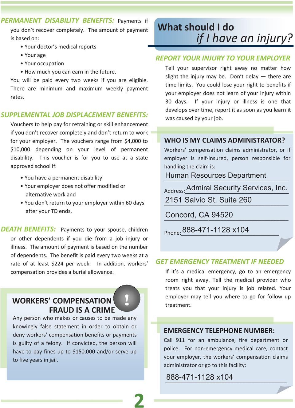 workers compensation? - PDF