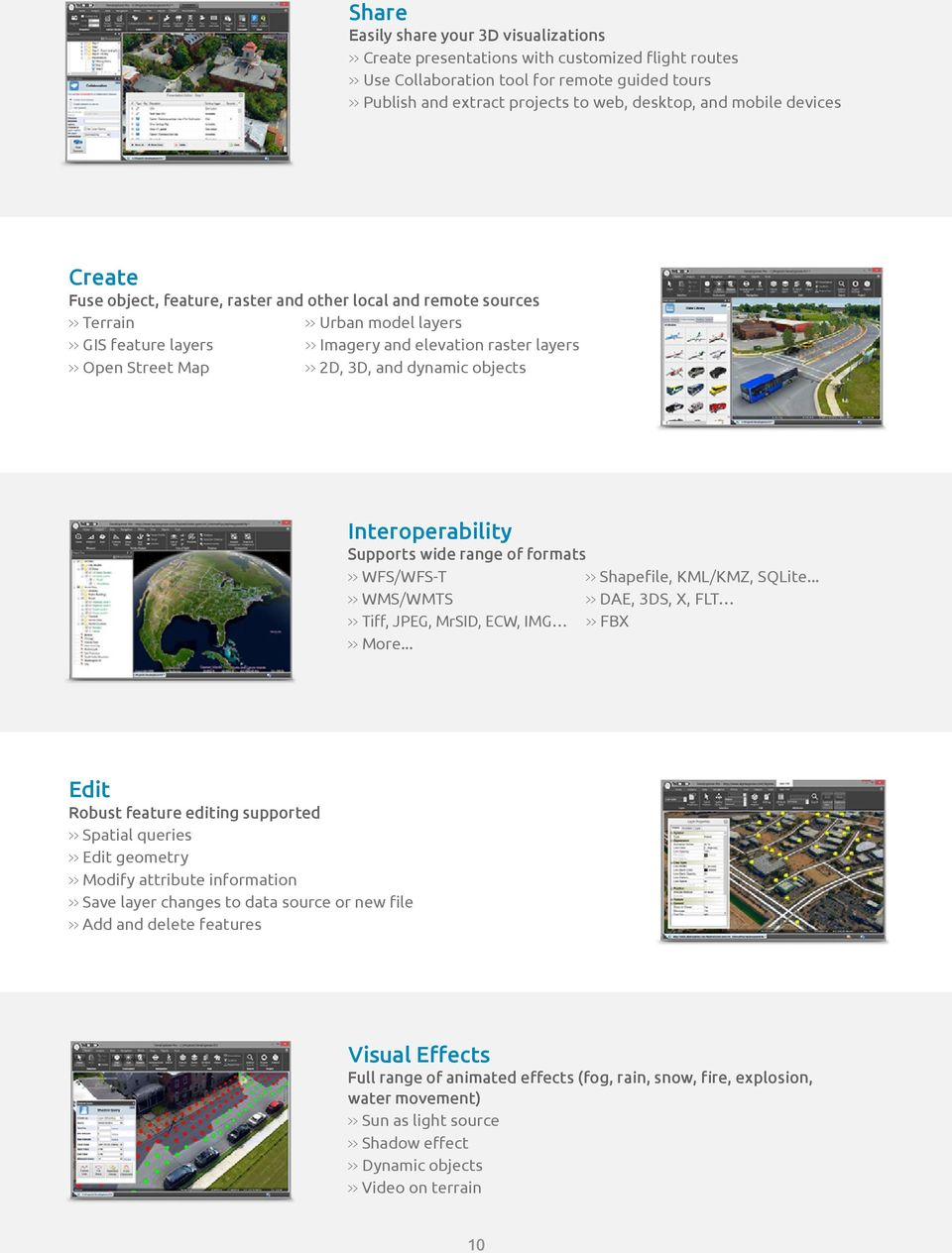 SkylineGlobe - Products Overview - PDF