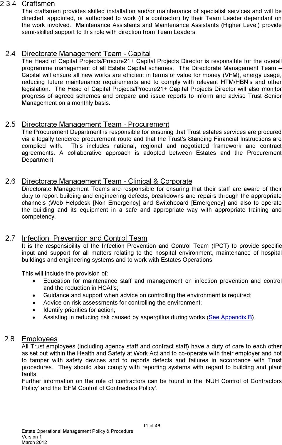 Operational staff: instructions and duties. Who are the operational staff