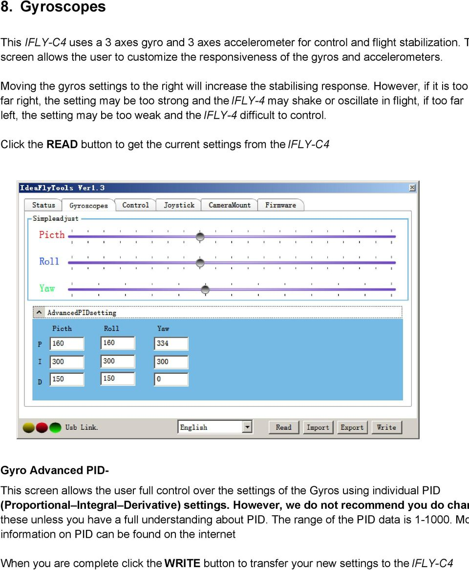 Multilizer Pdf Translator Free Version Translation Is Limited To Naza Osd Wiring Diagram However If It Too Far Right The Setting May Be Strong And