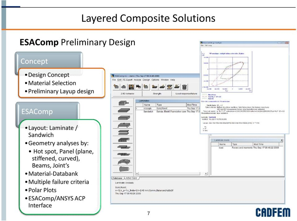 Layered Composite Solutions - PDF