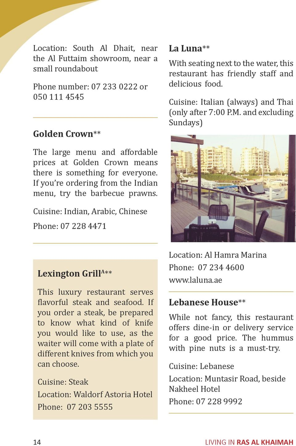 A GUIDE TO THE CITY & EMIRATE - PDF